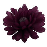 Gerbera, Maroon, Frosted 1106